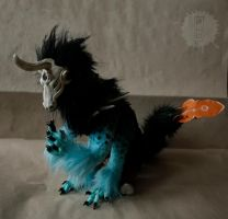 Kirin art doll FOR SALE (the last day) by hikigane