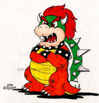 Bowser by cmdixon589
