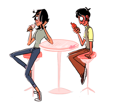 first date by Mycroftopus