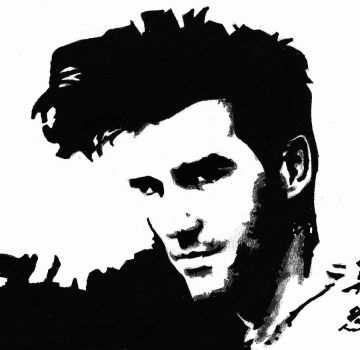 Morrissey by karlalii