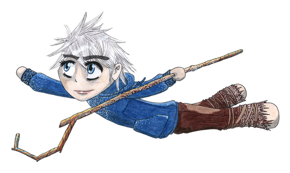 Jack Frost by themsgothgirl