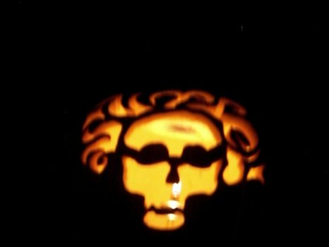Carving Contest Pumpkin by MangaRaven