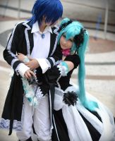 Cantarella vocaloid cosplay by n-naati