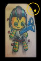 Hairdresser Voodoo Doll by Omedon