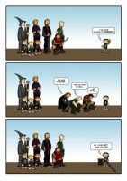 LOTR 01 - The Fellowship of the Ring? by Choppic