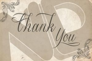 Thank You by NeverenderDesign