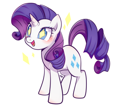Cutie Rarity by Haden-2375