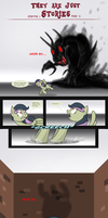 They are just stories CP 1 Part 3 by AlexLive97