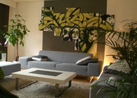 living room project by aysone