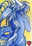 ACEO: All Eyes On Me by vladimirsangel