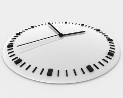 Clock by HolgerL