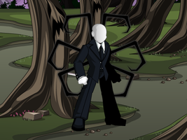 Slender Man AQW by carlo333