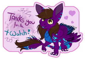 Thanks For The +watch By Anais-thunder-pen by Anais-thunder-pen