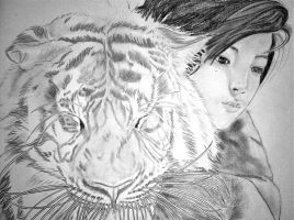 pema with tiger complete by rimrimrim