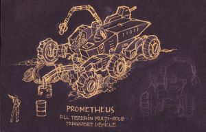 prometheus concept vehicle by pinoypencilpundit
