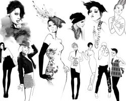ink women for GL by S-he84