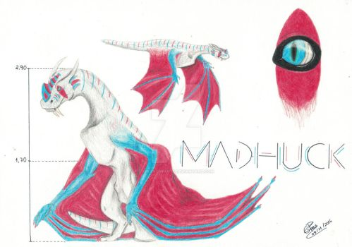 Madhuck Reference by KiaraCMNoite