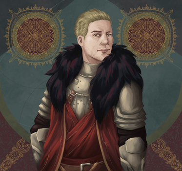 Dragon Age: Inquisition - Cullen Rutherford by AllNamesAreClaimed12