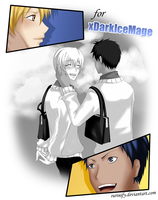 AoKise for xDarkIceMage by RuRinify