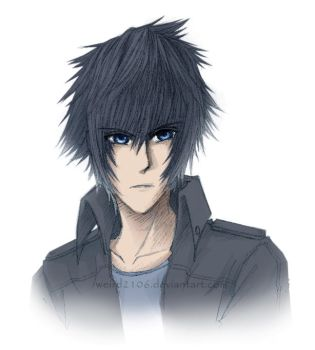 -Noctis Colored- by weird2106