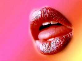 Lips by puddlz