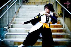 Soi Fon Cosplay Photoshoot by Firesphere306