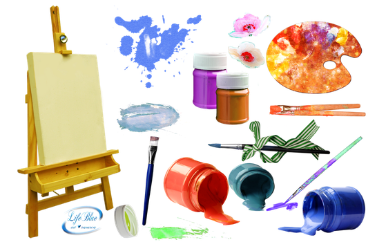 Art paint - PNG by lifeblue