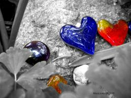 Color Hearts by musicismylife2010