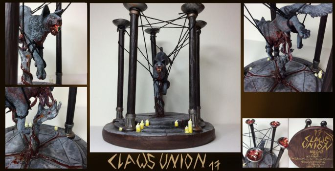 Hellgate cats - The keeper by ClawsUnion