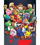 Smash Bros, Est 1999 by herms85