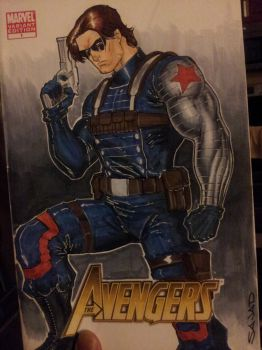 sietch cover winter soldier by Sajad126