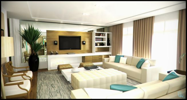 Living Room 2 by DaCone