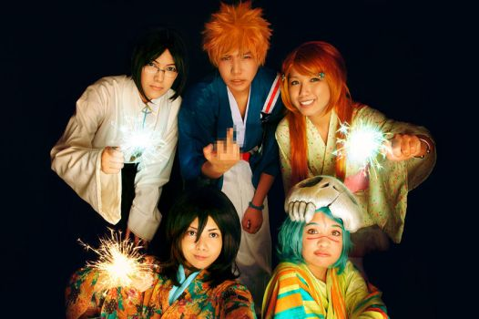 BLEACH: Happy Tanabata by behindinfinity