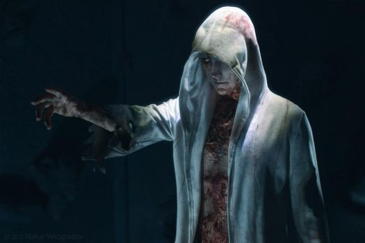 Ruvik 2 - The Evil Within cosplay by LuckyStrikeCosplay