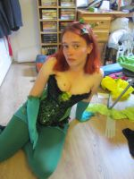 Poison Ivy Cosplay trial by Will1885