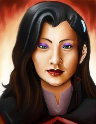 Asami by EclecticNinja