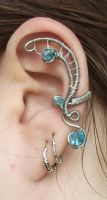 Earcuff 2 by ShadeJewerly