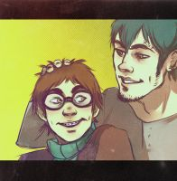 bros by andrahilde